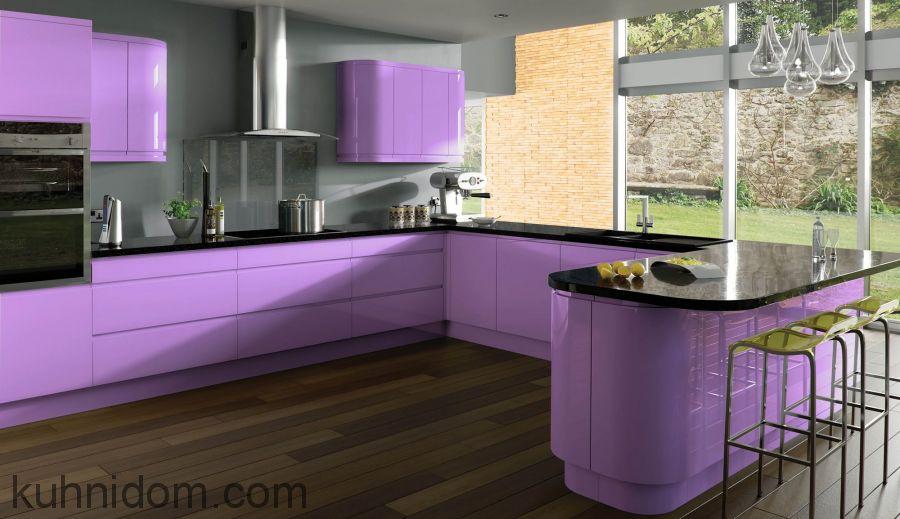 Кухня Система матовая № 25